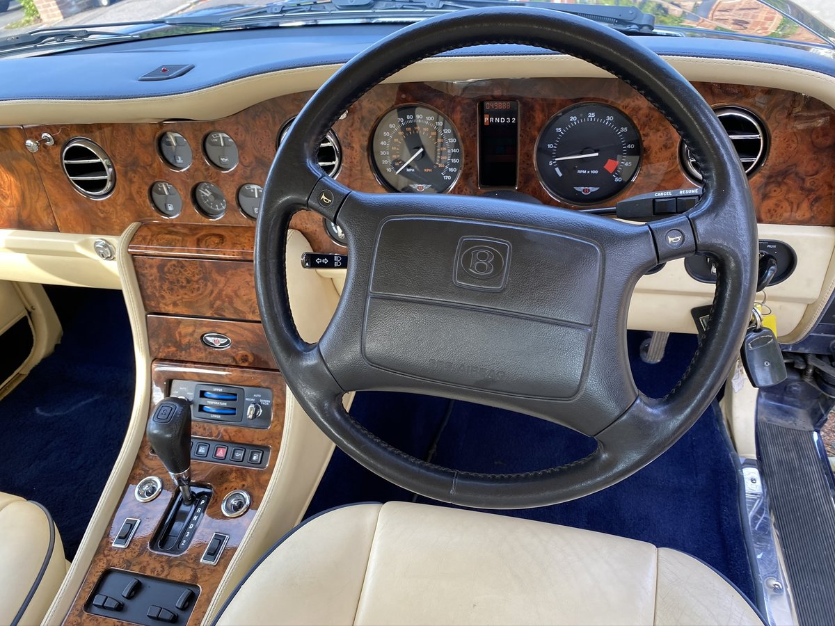 1997 Bentley Turbo RL For Sale (picture 3 of 6)