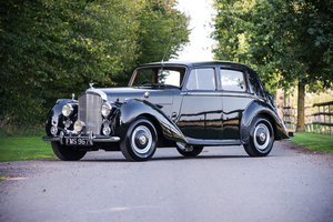 Picture of 1952 Bentley MK VI 'Big Bore' with remarkable history For Sale