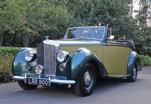 Picture of 1950 Bentley MK VI Drophead Coupe For Sale by Auction