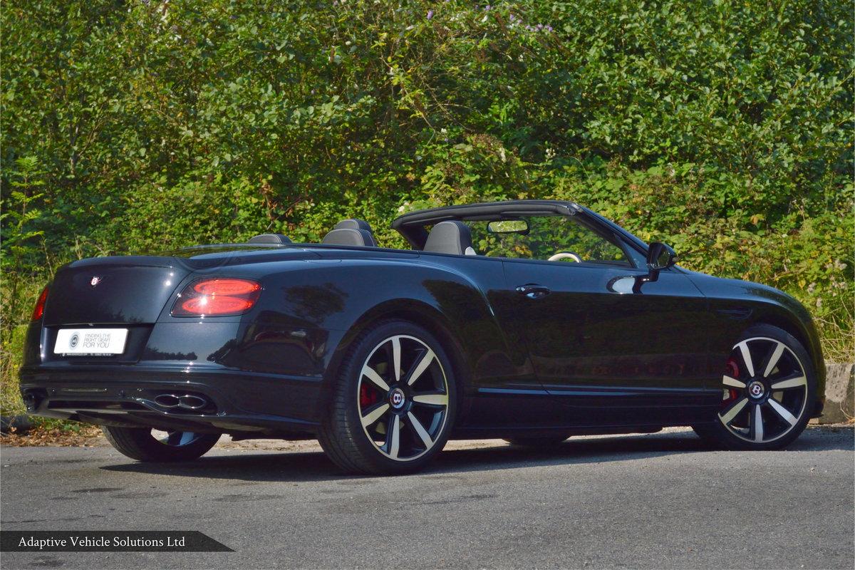 Big Spec 2016 (16) Bentley Continental GTC V8 S Mulliner For Sale (picture 2 of 6)