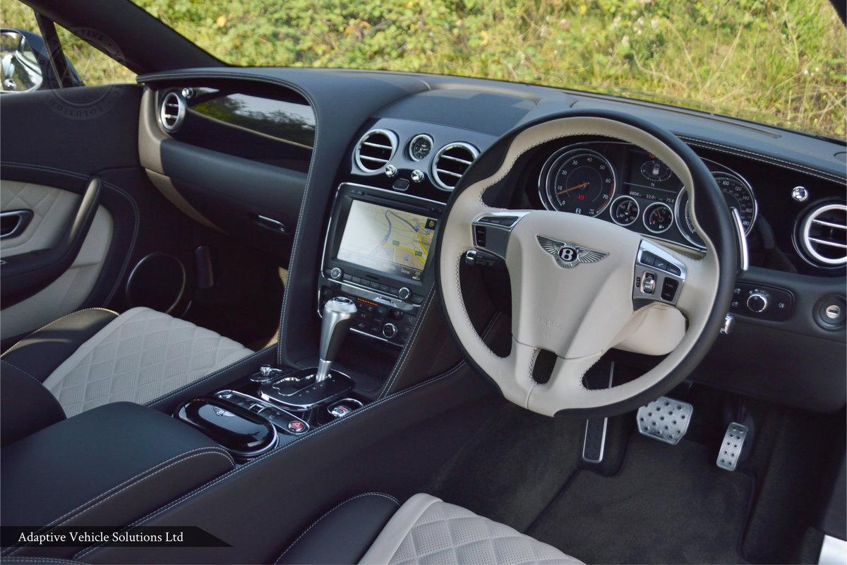 Big Spec 2016 (16) Bentley Continental GTC V8 S Mulliner For Sale (picture 3 of 6)
