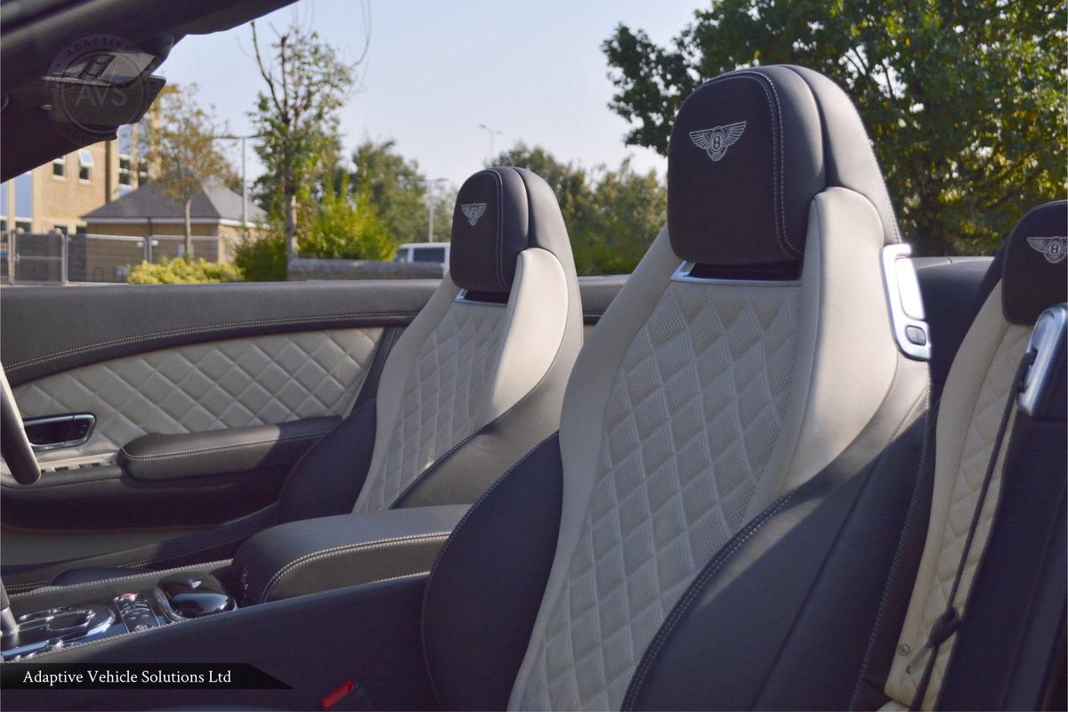 Big Spec 2016 (16) Bentley Continental GTC V8 S Mulliner For Sale (picture 4 of 6)