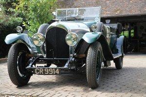 1925  3 litre Bentley Tourer