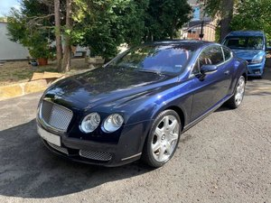 £24,995 : 2005 BENTLEY CONTINENTAL GT MULLINER
