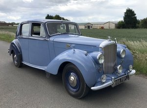 1949 Bentley Mk 6 Sports Saloon. Renovated. For Exc or