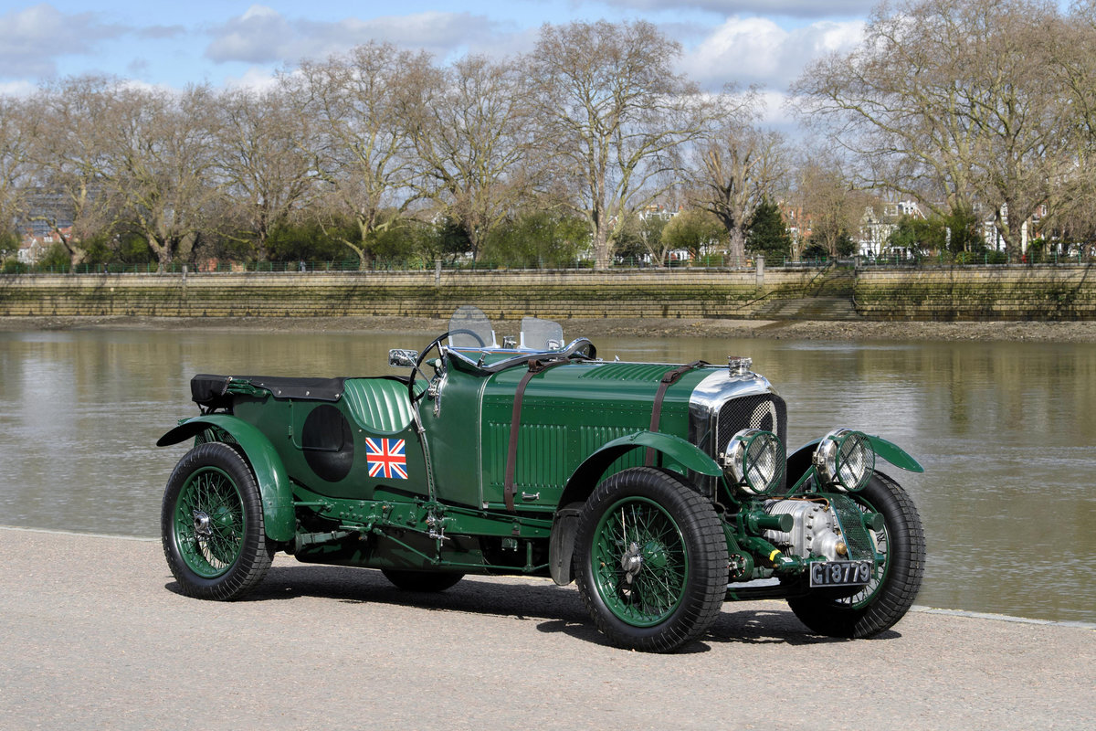 1931 Bentley 4  Litre Birkin Blower Team Car Specification For Sale (picture 1 of 12)