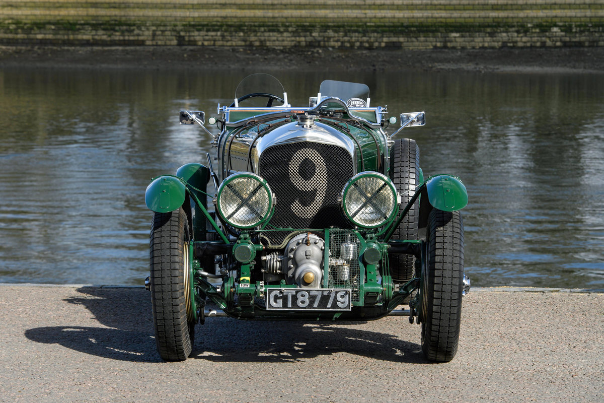 1931 Bentley 4  Litre Birkin Blower Team Car Specification For Sale (picture 2 of 12)