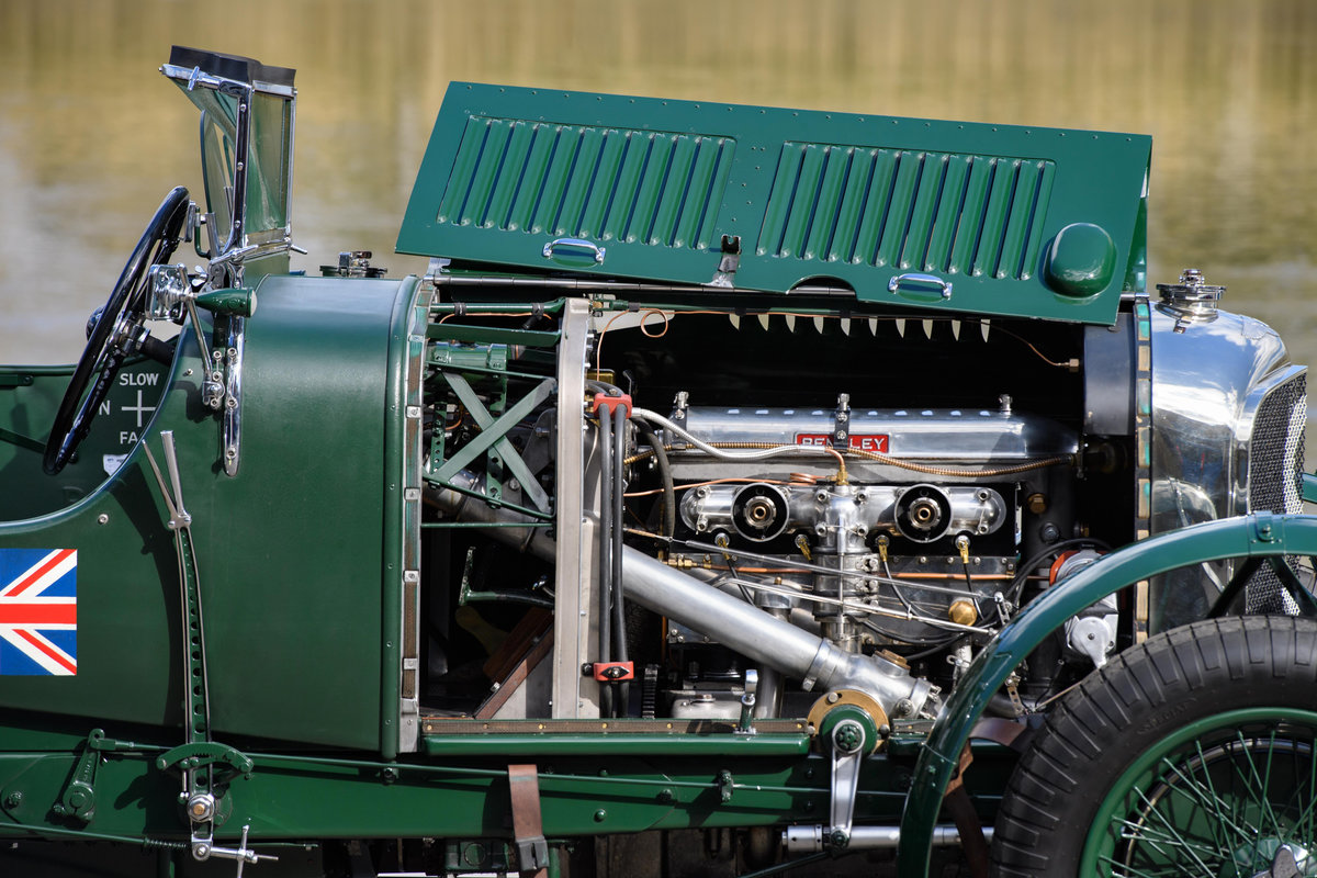 1931 Bentley 4  Litre Birkin Blower Team Car Specification For Sale (picture 6 of 12)