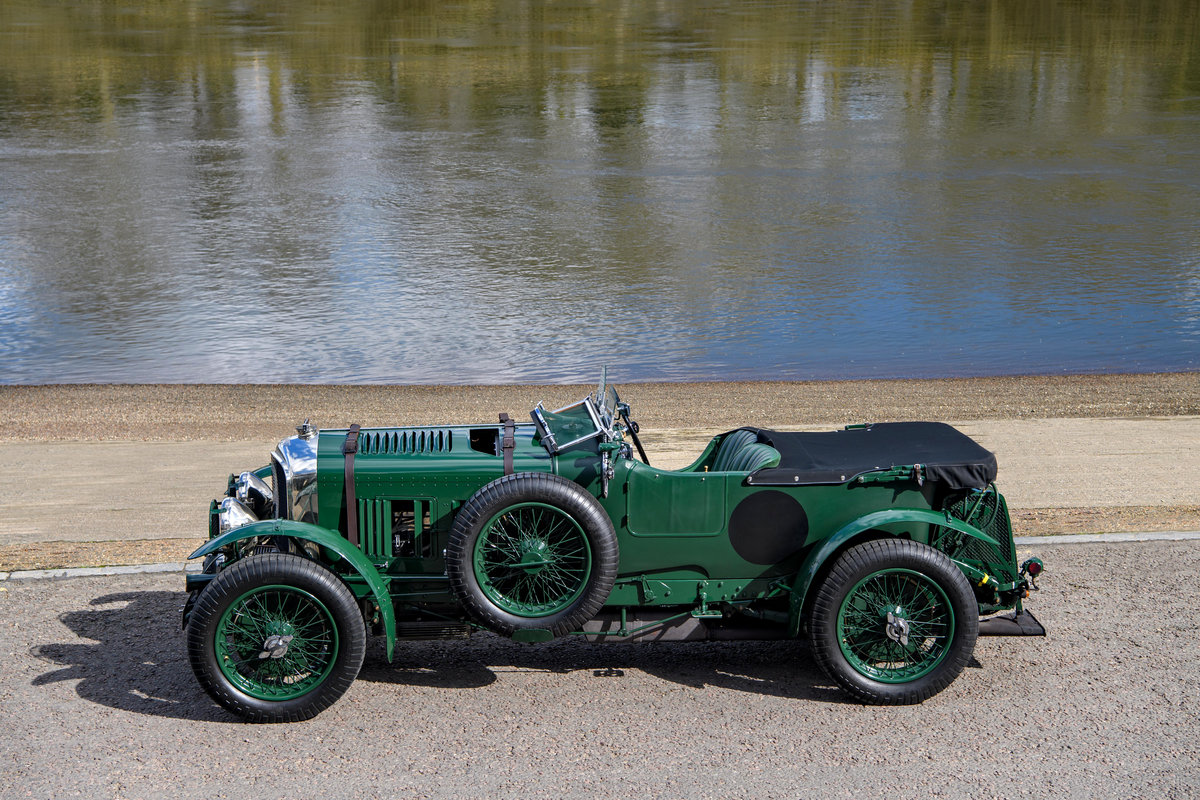 1931 Bentley 4  Litre Birkin Blower Team Car Specification For Sale (picture 7 of 12)