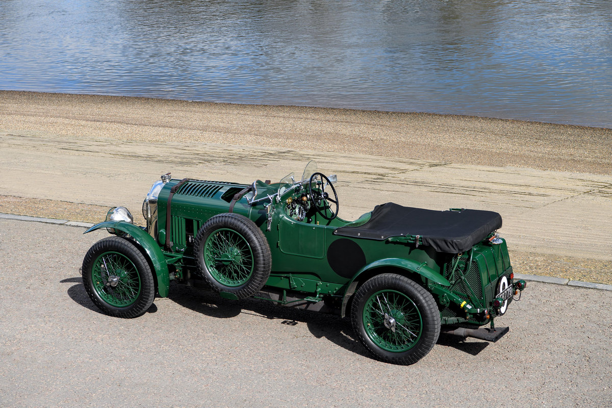 1931 Bentley 4  Litre Birkin Blower Team Car Specification For Sale (picture 8 of 12)
