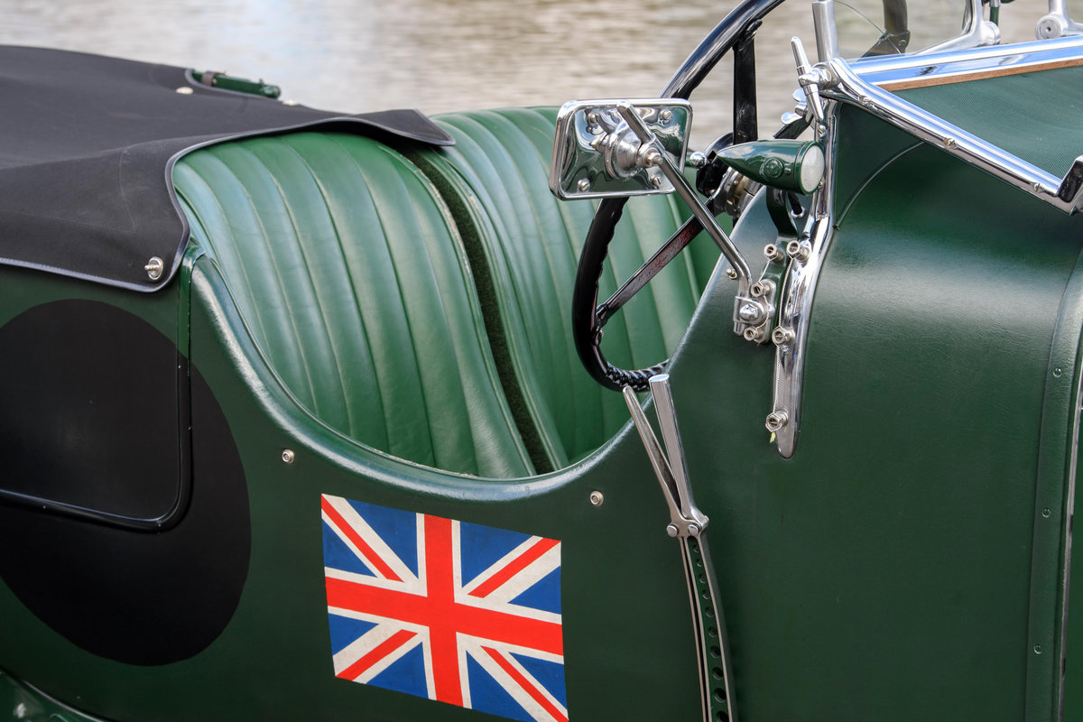 1931 Bentley 4  Litre Birkin Blower Team Car Specification For Sale (picture 9 of 12)