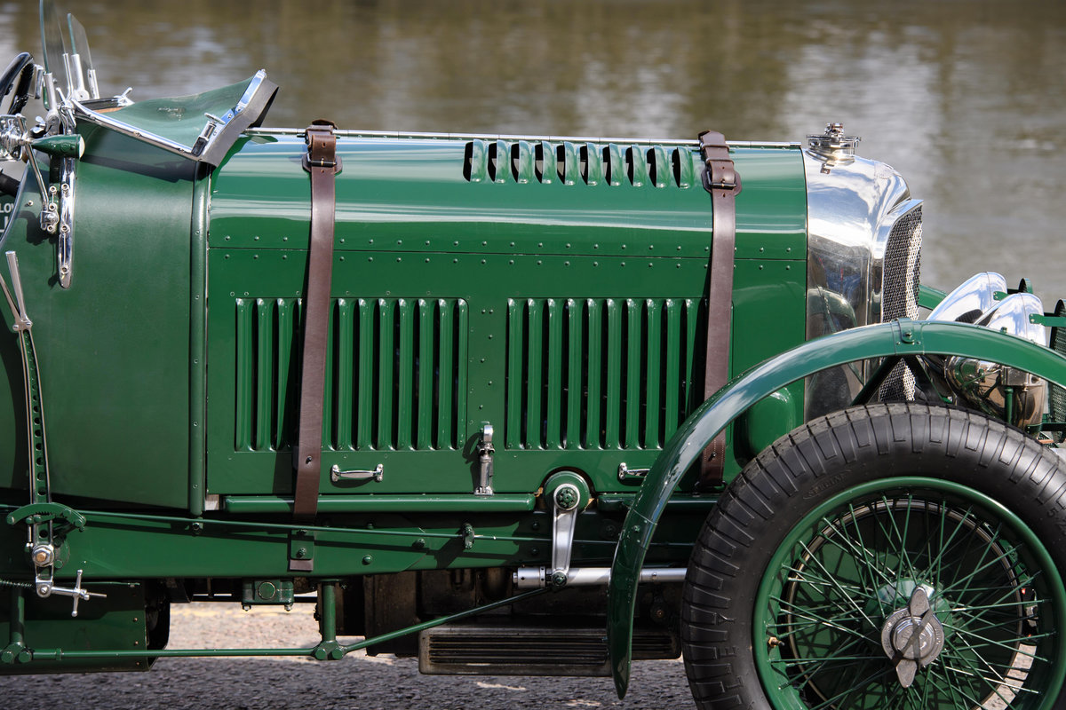 1931 Bentley 4  Litre Birkin Blower Team Car Specification For Sale (picture 11 of 12)