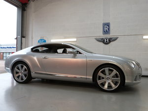 2011 2012MY  Bentley Continental GT  6.0L W12 Mulliner 19,000ml For Sale
