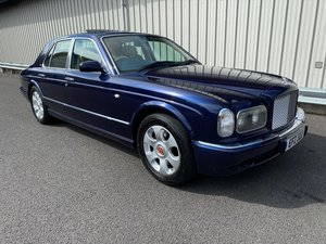 1999 BENTLEY ARNAGE 4.4 V8 349 BHP