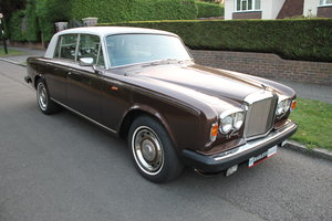 1980 Bentley T2 With Comprehensive History File & Just 77k Miles