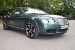 2004/04 Bentley Continental GT in Spruce Green