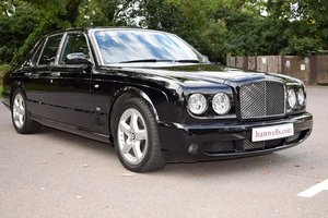2009/58 Bentley Arnage T Mulliner Level II in Beluga