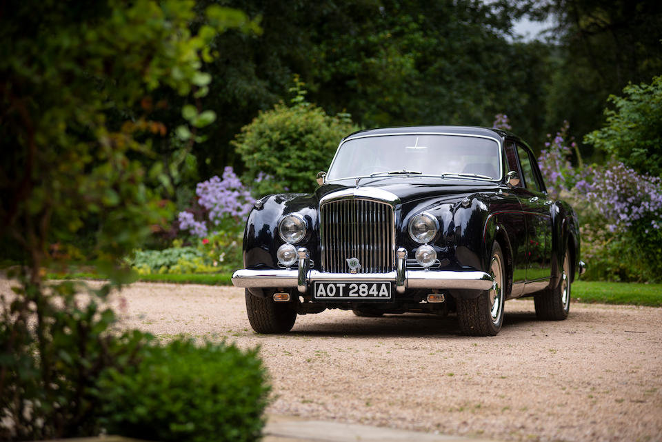 1962 Bentley Continental S2 'Flying Spur' by H.J. Mulliner For Sale (picture 1 of 6)