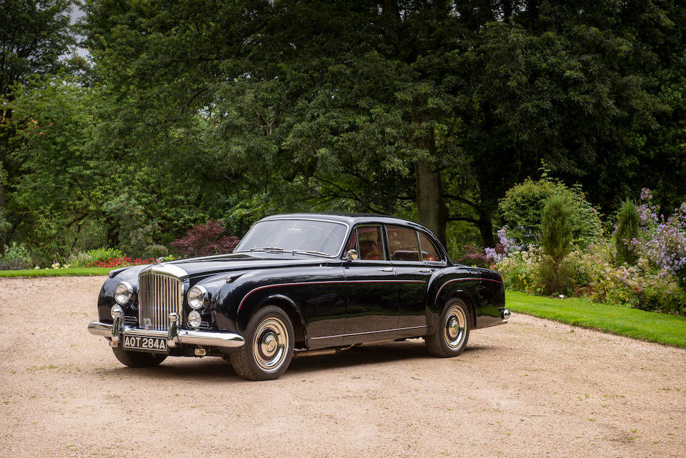 1962 Bentley Continental S2 'Flying Spur' by H.J. Mulliner For Sale (picture 2 of 6)