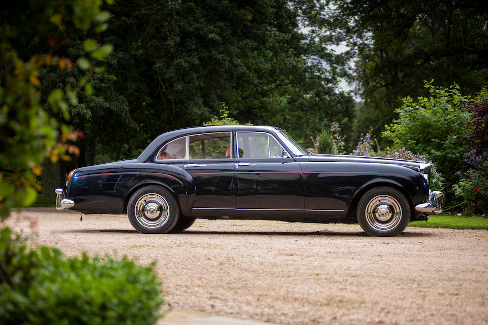 1962 Bentley Continental S2 'Flying Spur' by H.J. Mulliner For Sale (picture 3 of 6)
