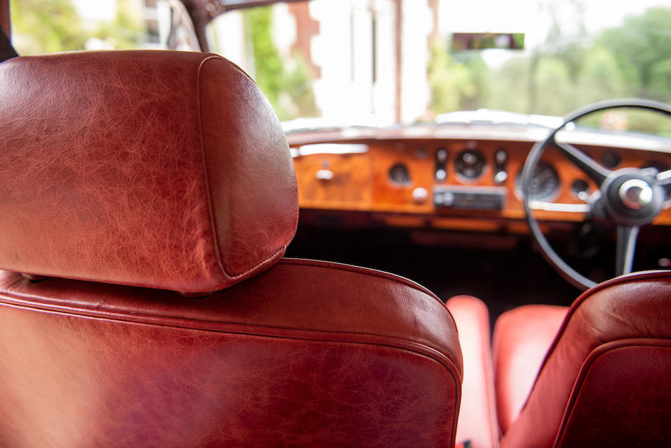 1962 Bentley Continental S2 'Flying Spur' by H.J. Mulliner For Sale (picture 4 of 6)