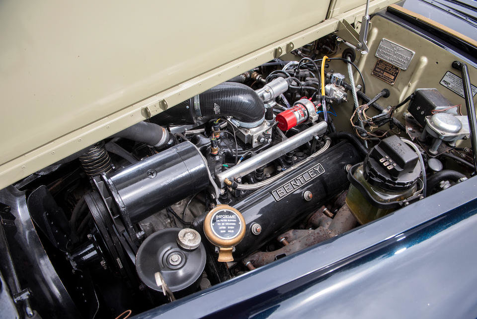 1962 Bentley Continental S2 'Flying Spur' by H.J. Mulliner For Sale (picture 6 of 6)