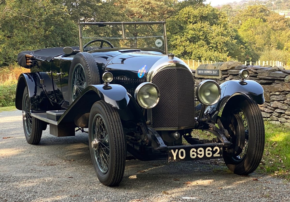1926 Bentley 3 Ltr Gurney Nutting Open Tourer PH1465 For Sale (picture 4 of 6)