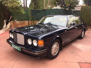 Picture of 1994 LHD Bentley Turbo R LWB with only 17,000 Miles For Sale