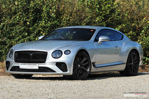 Bentley Continental GT W12 auto with huge spec