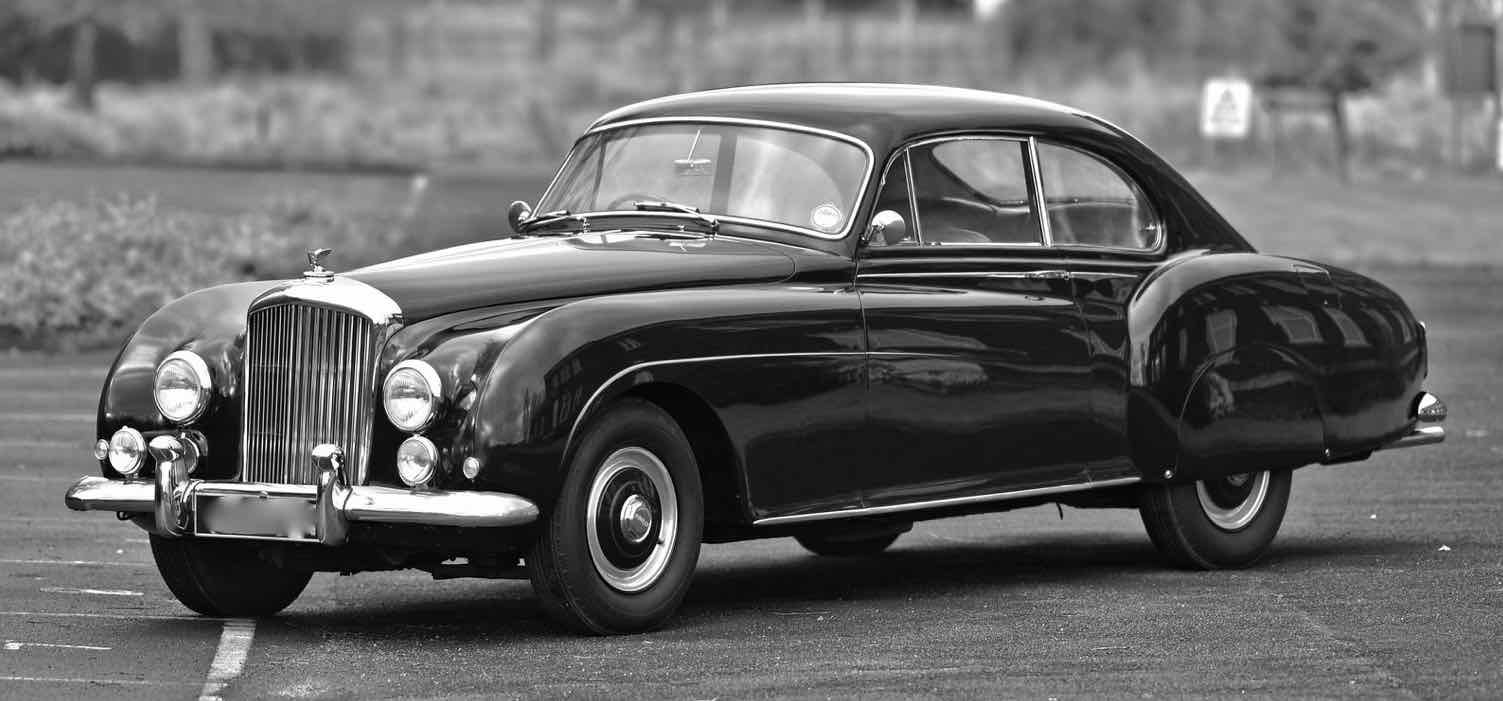 1953 BENTLEY R TYPE CONTINENTAL FASTBACK For Sale (picture 1 of 6)