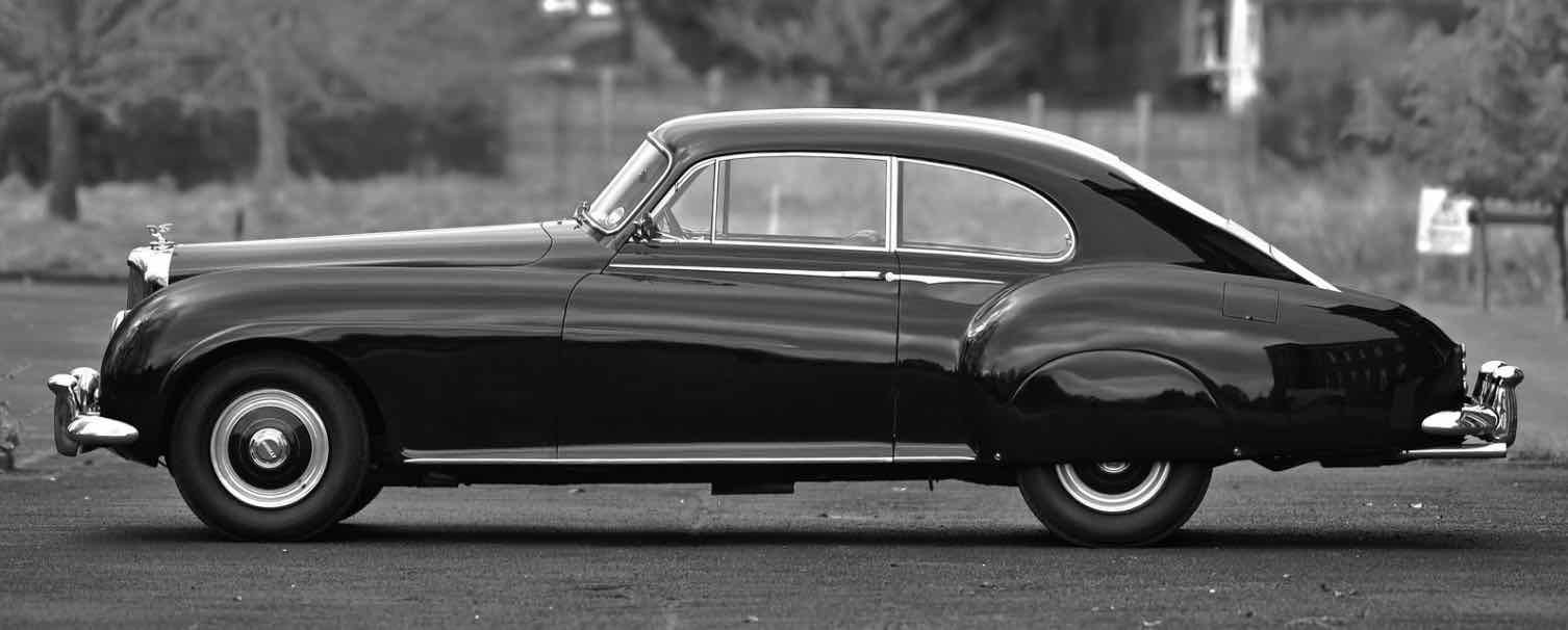 1953 BENTLEY R TYPE CONTINENTAL FASTBACK For Sale (picture 2 of 6)