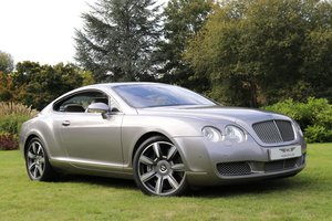 2004 BENTLEY CONTINENTAL GT COUPE For Sale
