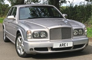 BENTLEY ARNAGE T 6.7     495Bhp