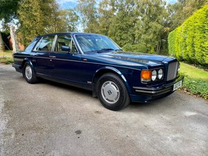 Picture of 1989 BENTLEY TURBO R - 1 OF 2 WITH ELECTRIC SUNROOF
