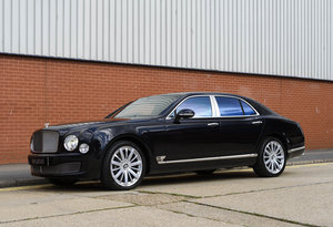 Picture of 2013 Bentley Mulsanne (RHD) For Sale