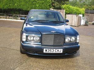2000 Bentley Arnage Red Label For Sale