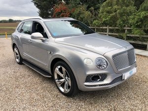 Bentley Bentayga V8 Diesel 435bhp / 900nm torque