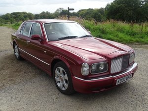 Picture of 2002 Bentley Arnage R Automatic For Sale by Auction