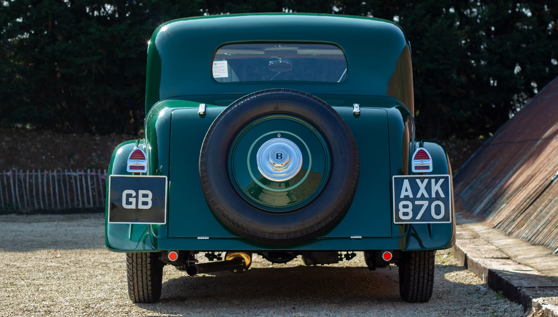 1934 Bentley 3½ Litre Pillarless Coupé by Gurney Nutting For Sale (picture 4 of 17)