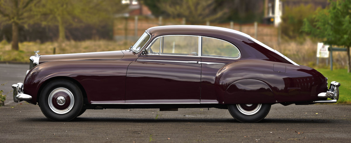 1955 Bentley R type Continental Fastback by H.J. Mulliner For Sale (picture 2 of 6)