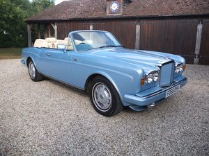 Picture of 1988 Bentley Continental Convertible SOLD