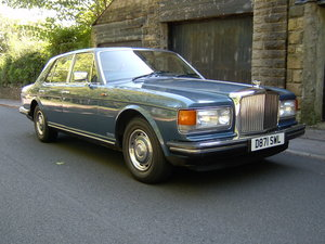 Picture of 1986 BENTLEY MULSANNE SOLD