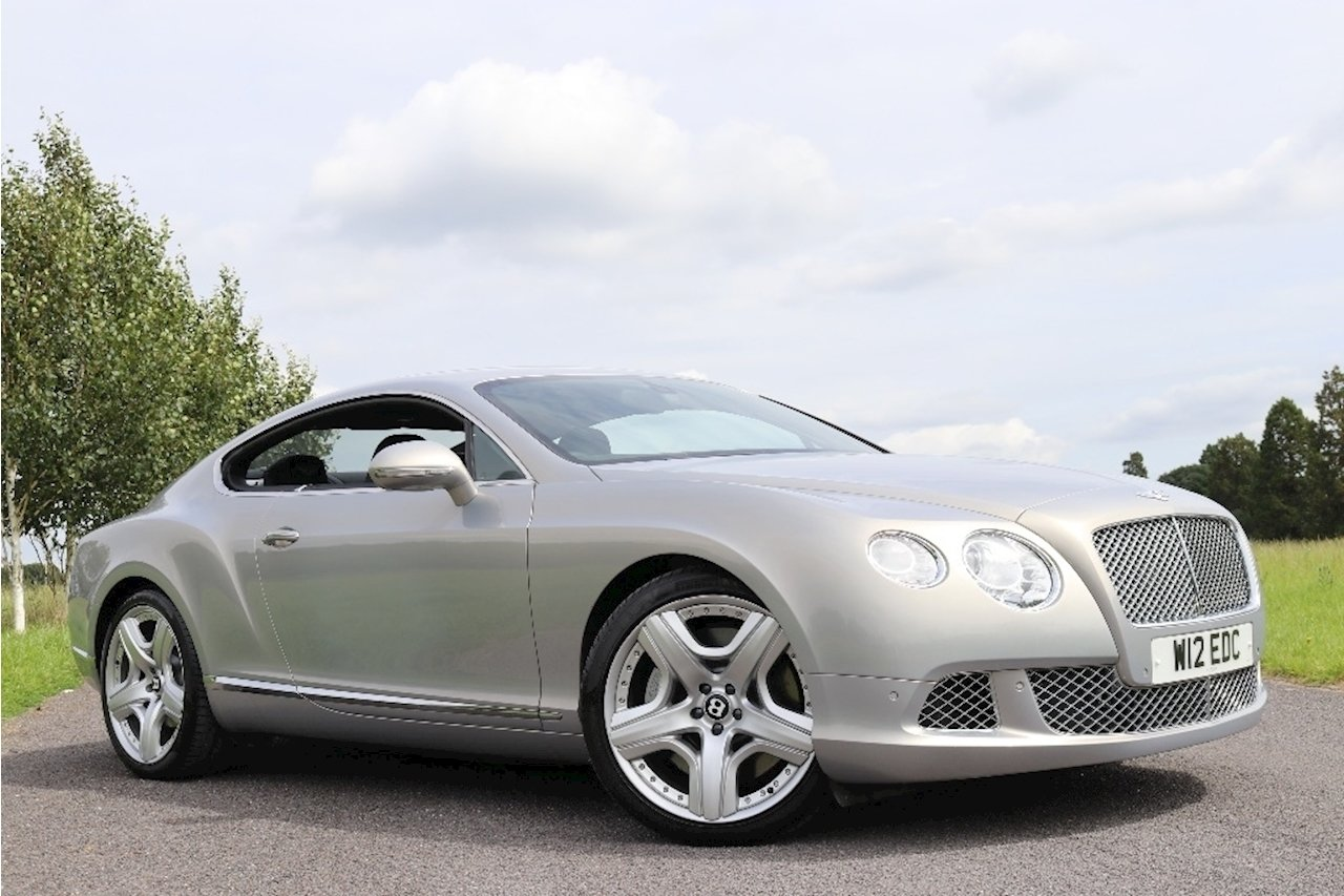 2012  Bentley GT Mulliner For Sale (picture 1 of 4)