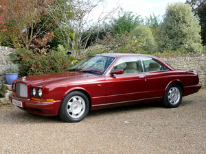 Picture of 1997 1995 Bentley Continental R For Sale