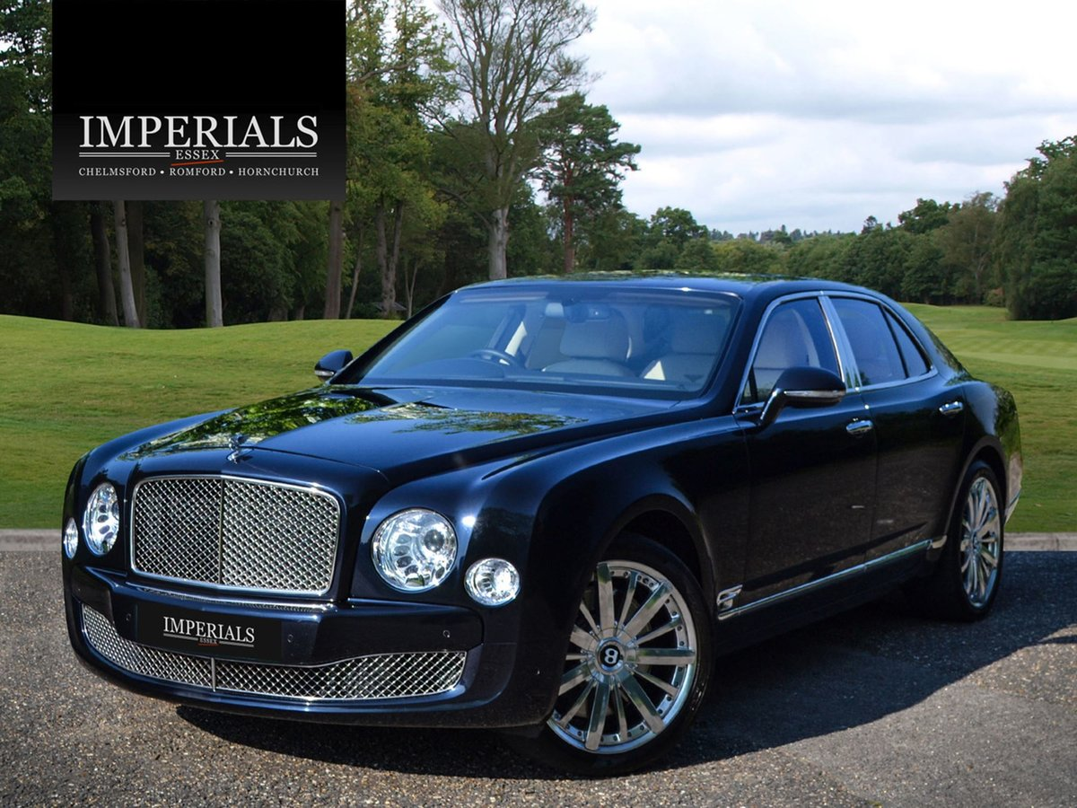 201363 Bentley MULSANNE For Sale (picture 1 of 20)