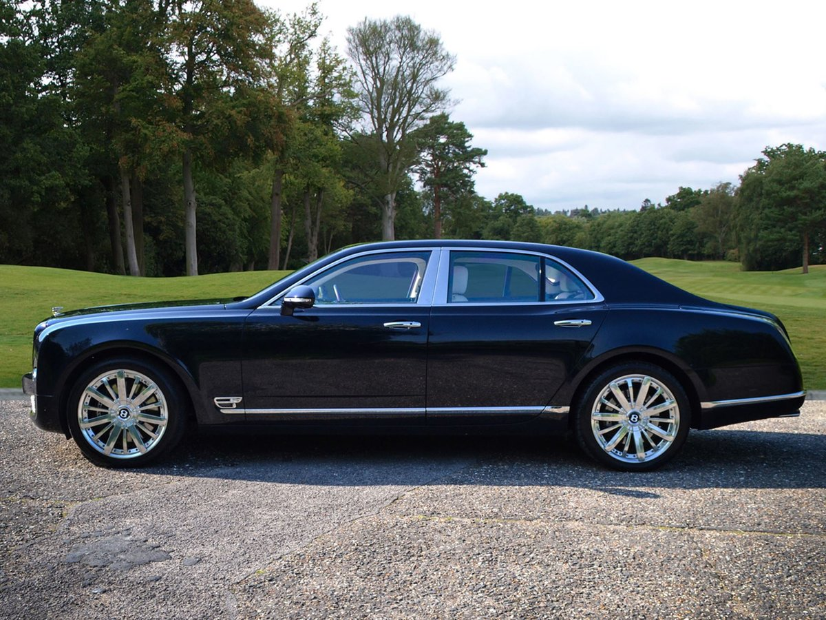 201363 Bentley MULSANNE For Sale (picture 2 of 20)