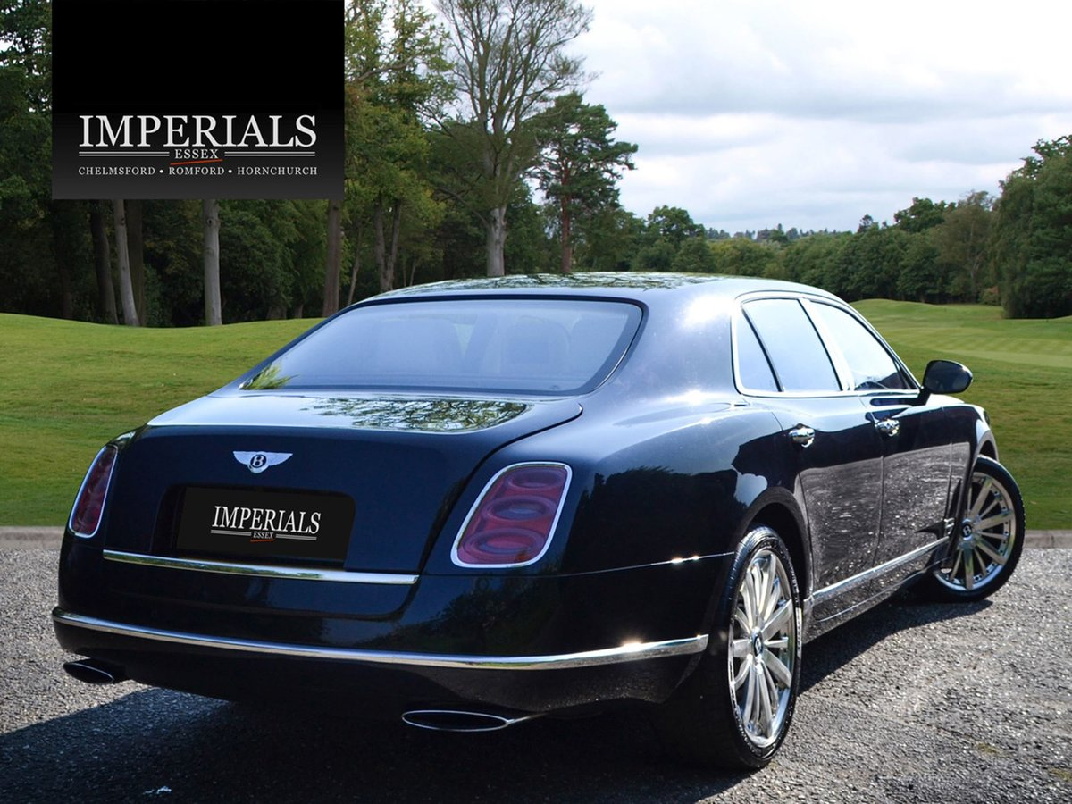 201363 Bentley MULSANNE For Sale (picture 5 of 20)