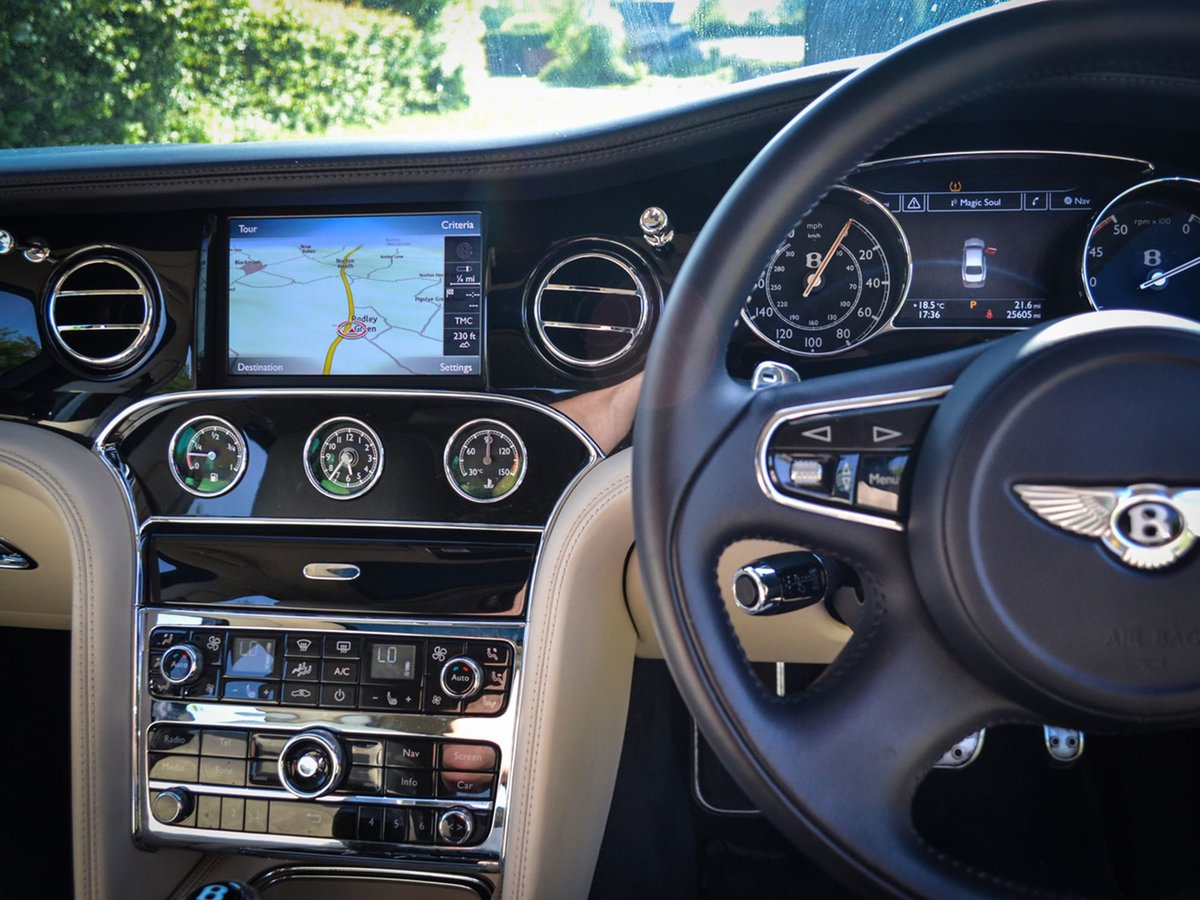 201363 Bentley MULSANNE For Sale (picture 9 of 20)