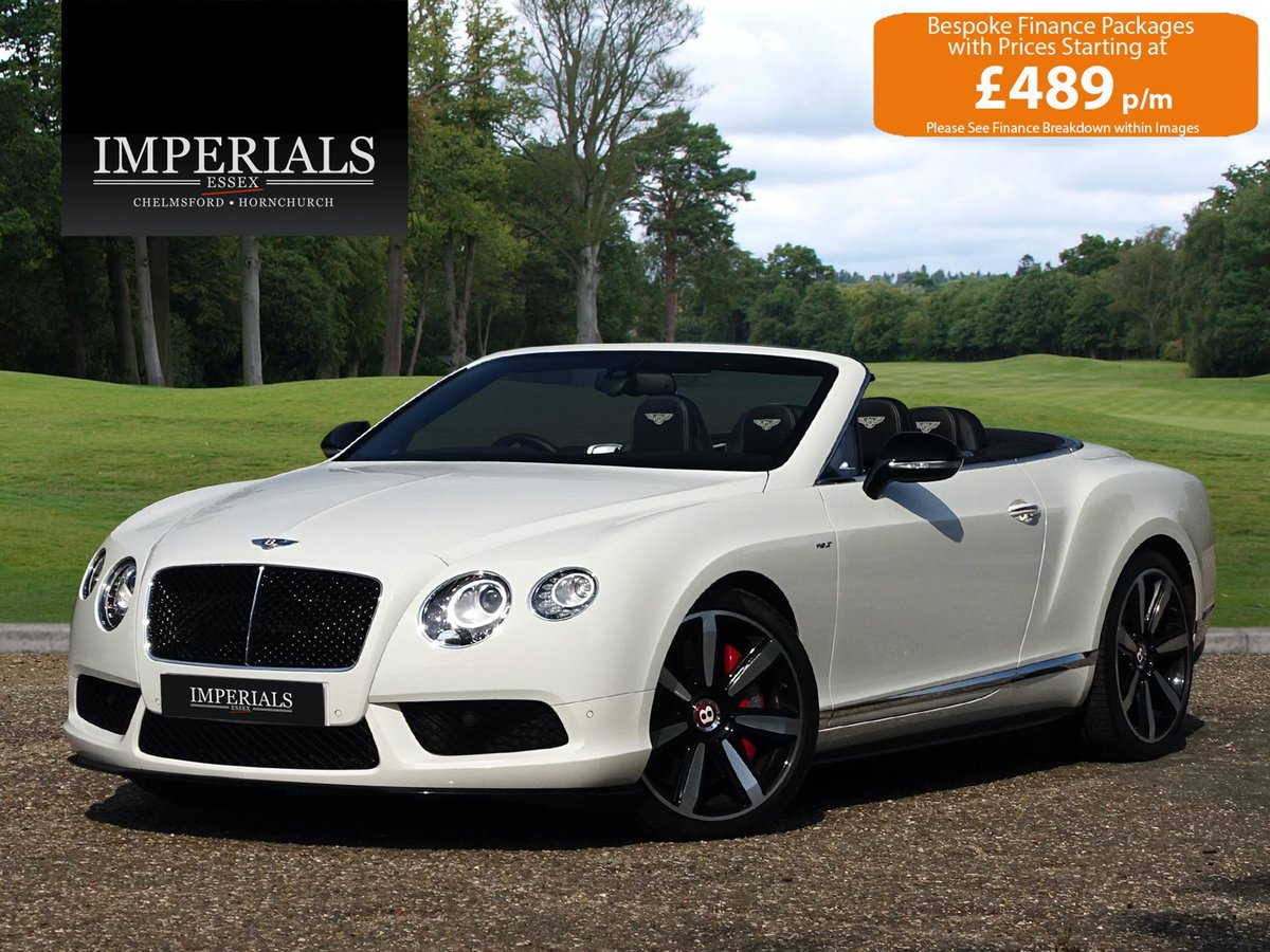 201464 Bentley CONTINENTAL For Sale (picture 1 of 20)