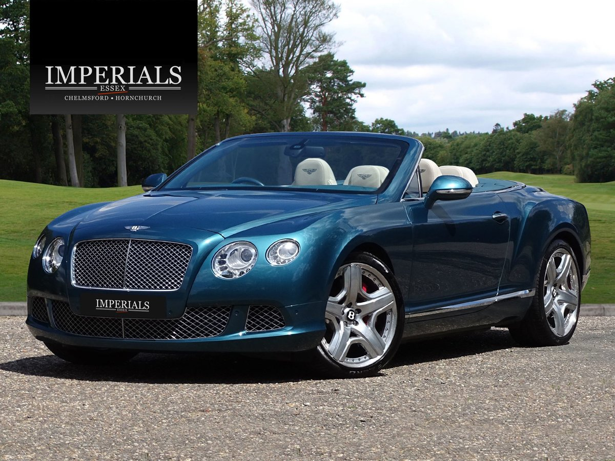 201212 Bentley CONTINENTAL SOLD (picture 1 of 20)